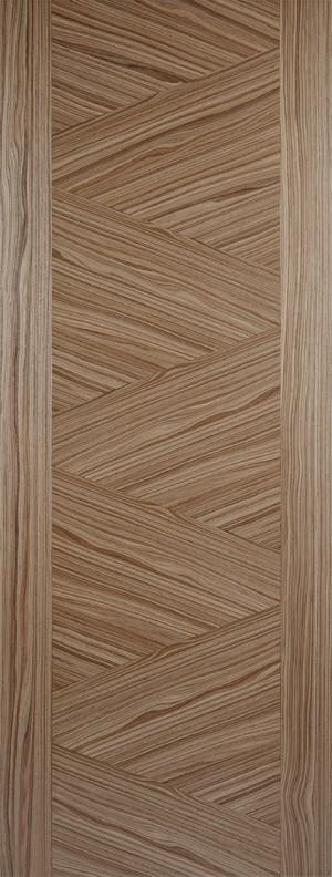 """LPD - Internal Door - Walnut Zeus 1981 x 838 (33"""")  WZEUS33"""