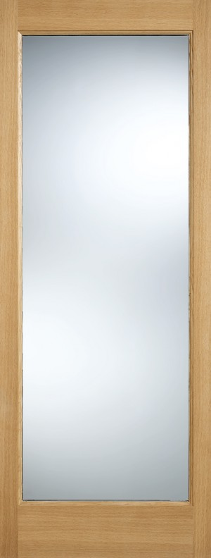 "LPD - External Door - Warmer Door - Part L Pattern 10 Glazed 1L 2032 x 813 (32"")  OP10XG32"