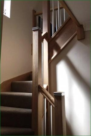 Pear Stairs - Watford Main Staircase (527)