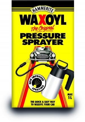 Hammerite Waxoyl High Pressure Sprayer