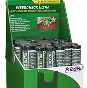 Weedcheck Ultra Membrane [Damp Proofing]  PBPGEOWC7001