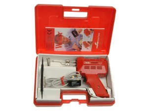 8100UDK Expert Soldering Gun Kit 100 Watt 240 Volt - CLE8100UDK