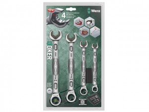 Joker Combination Spanner Sets  WER073290