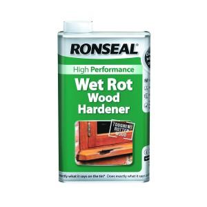 Ronseal Wet Rot Wood Hardener