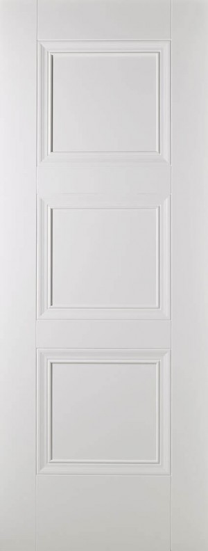 "LPD - Internal Door - White Amsterdam 1981 x 610 (24"")  AMSWHI24"