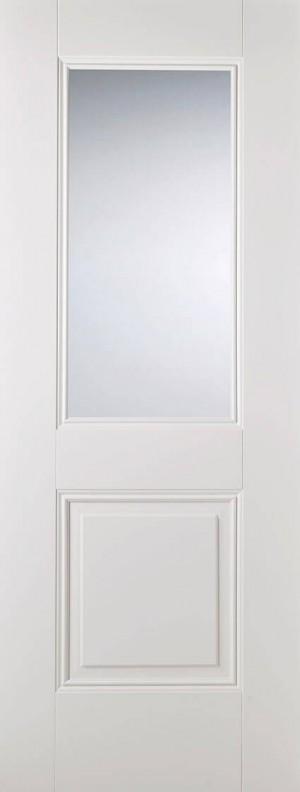 "LPD - Internal Door - White Arnhem 1L 1981 x 686 (27"")  ARNWHIGL27"