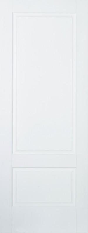 "LPD - Internal Door - White Brooklyn 2P 1981 x 610 (24"")  WFBROSOL24"