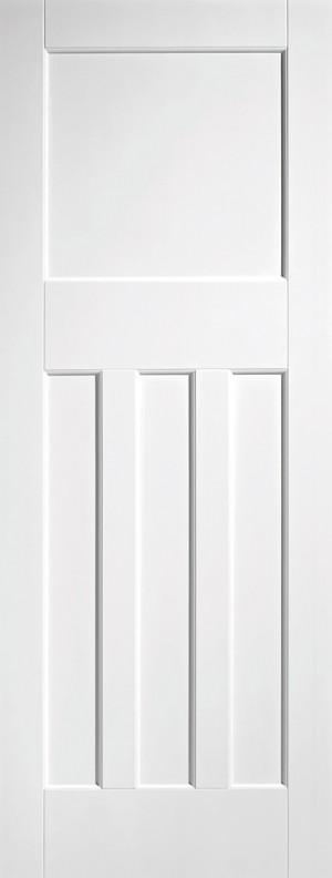 "LPD - Internal Door - White DX 30s Style 1981 x 610 (24"")  WFDX24"