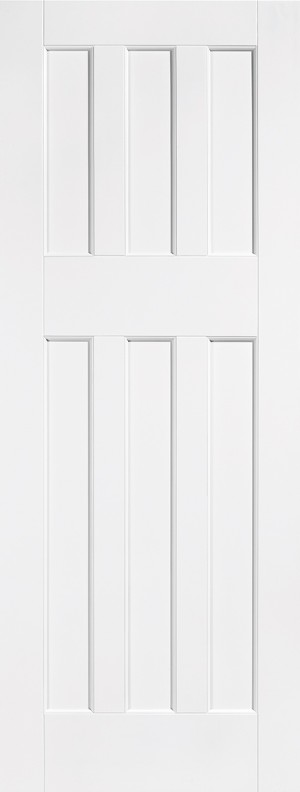 "LPD - Fire Door - White DX 60s Style 1981 x 762 (30"")  WFDX6030FC"