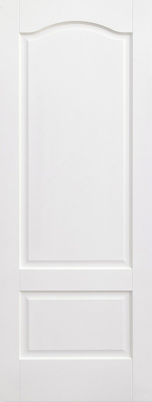 "LPD - Internal Door - White Kent 2P 1981 x 686 (27"")  WFKENSOL27"