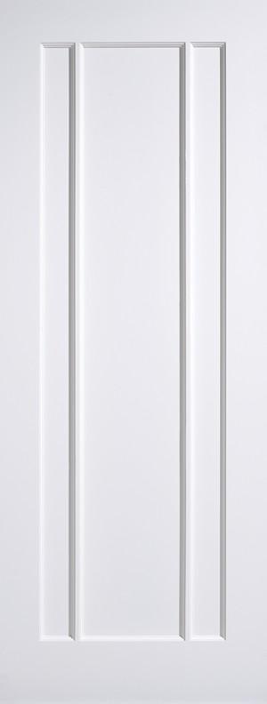 "LPD - Internal Door - White Lincoln 1981 x 610 (24"")  WFLINCOLN24"