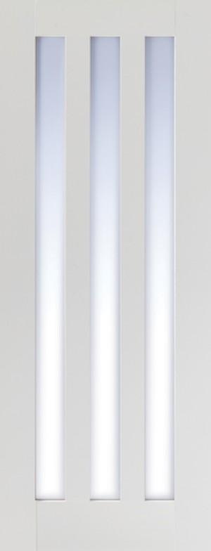 """LPD - Internal Door - White Utah 3L 1981 x 838 (33"""")  WFUTAH33"""