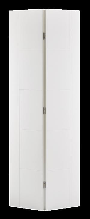 "LPD - Internal Door - White Vancouver Bi-fold 1981 x 686 (27"")  BFWFVAN27"
