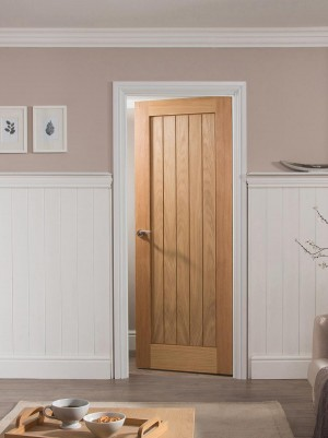 JELDWEN White Oak Doors