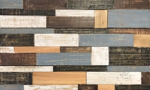 Imperial Brick Feature Wall Wood Panels - Antique Cocktail