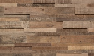 Imperial Brick Feature Wall Wood Panels - Antique Natural