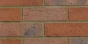 FORTERRA Worcestershire Red Multi Brick - Butterley Range