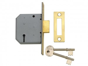 3 Lever Mortice Deadlocks - PM322