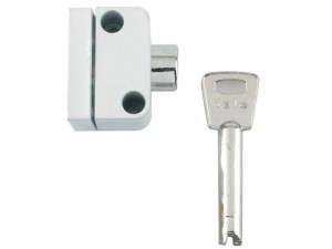 8K102 Push Button Window Lock