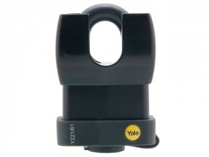 Y221 Weatherproof Padlock Closed Shackle