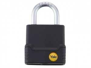 High Security Weatherproof Padlock