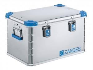 Eurobox Aluminium Case