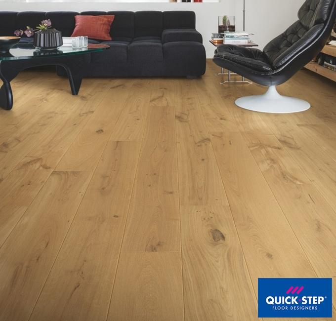 vinyl and wood flooring