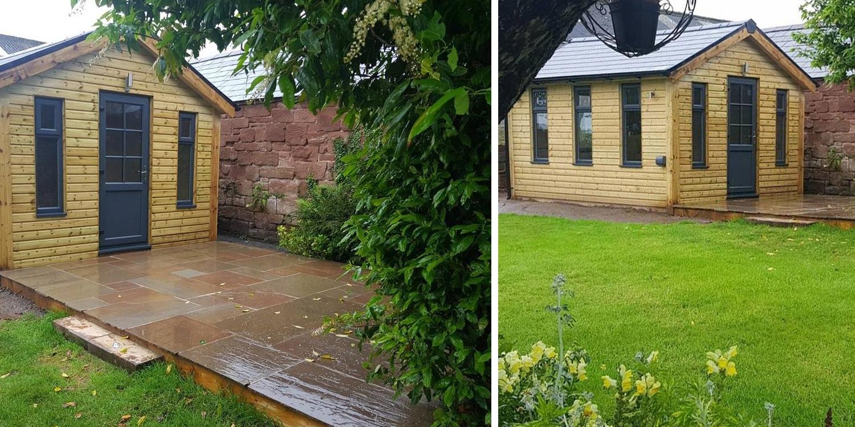 garden room chester boden roofing