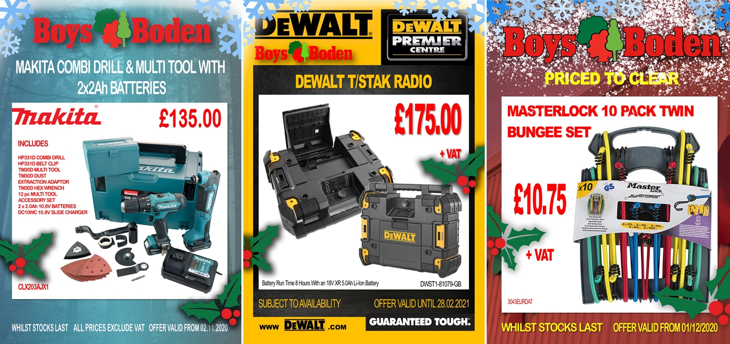 Christmas Bargains and Deals