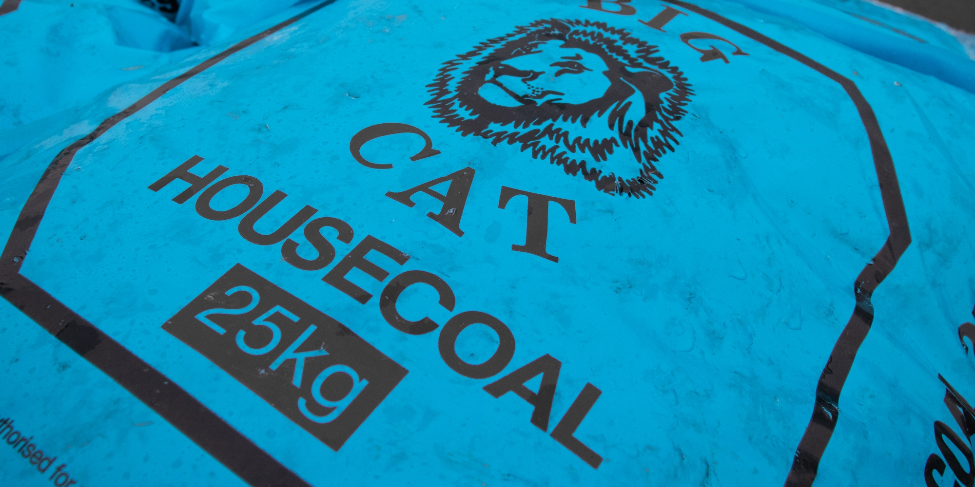big cat coal, nonsmokeless coal, coal bag, fuel