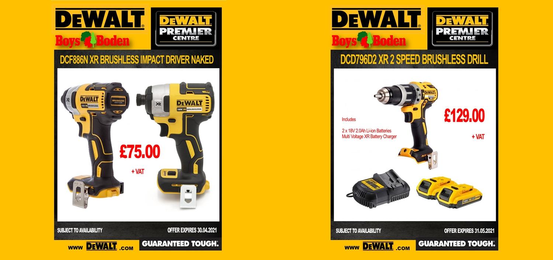 dewalt special offers, dewalt sale, dewalt deals