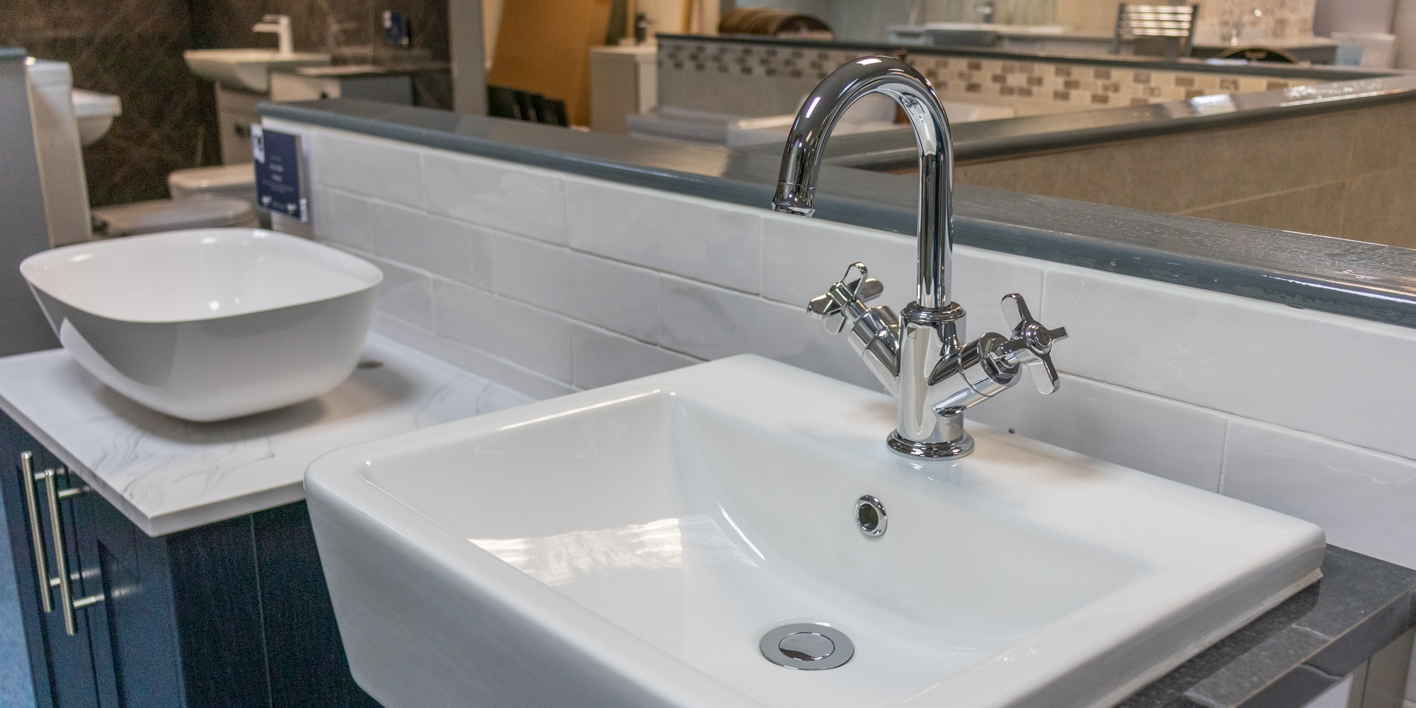Bathrooms and plumbing, bathroom showroom shrewsbury, plumbing supplies, plumbing materials