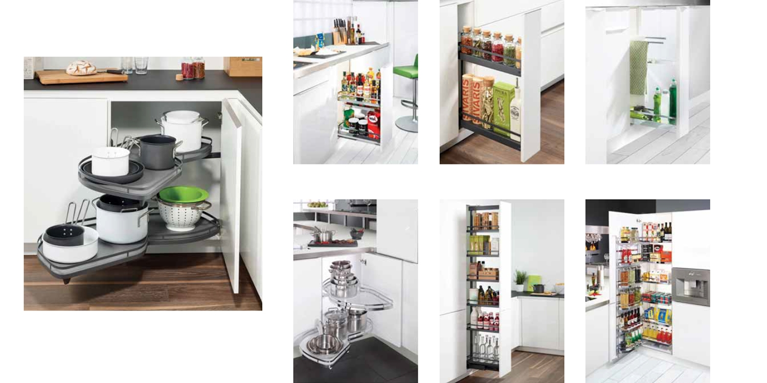 kitchen storage ideas uk