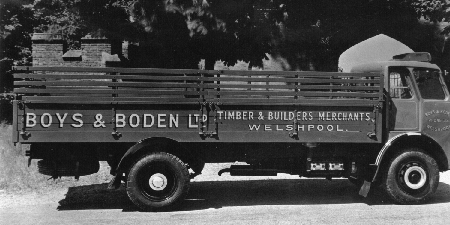 boys and boden vehicle, boys and boden history