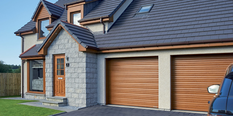 gararoller roller garage door by garador